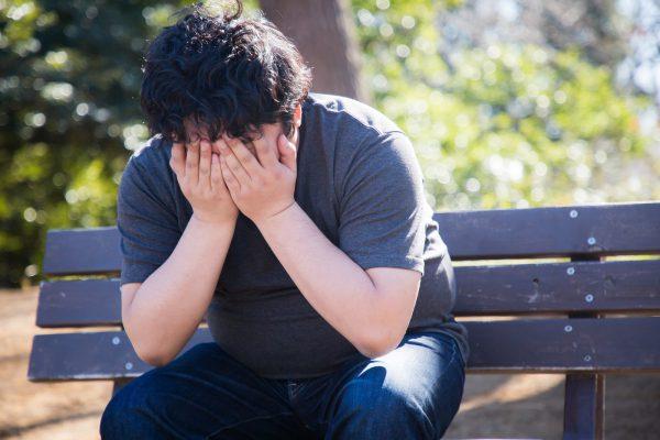 テストステロンの減少に悩むメタボの男性
