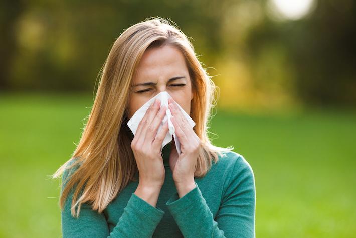 侮れません、秋の花粉症。セルフケアの強化で予防&症状緩和できる6つの対策