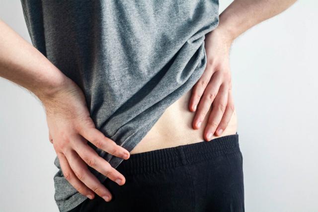 激痛を伴う尿路結石