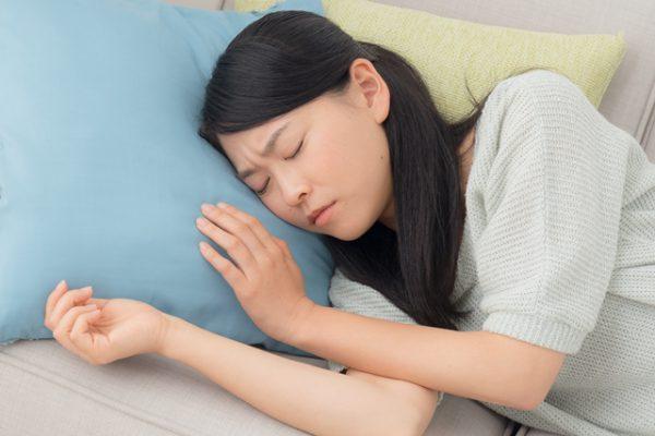 貧血で起こる眠気