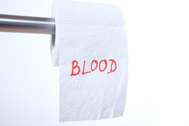 こんなこんな血便は特に危険!