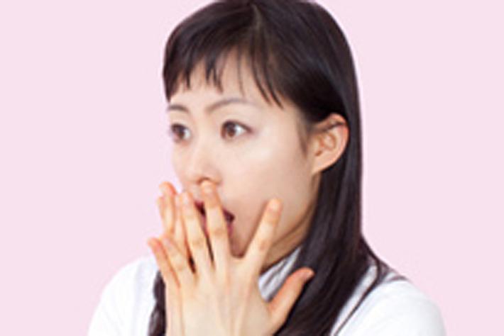 「ハクションッ!」…ドキッ、もしかして、尿漏れ?