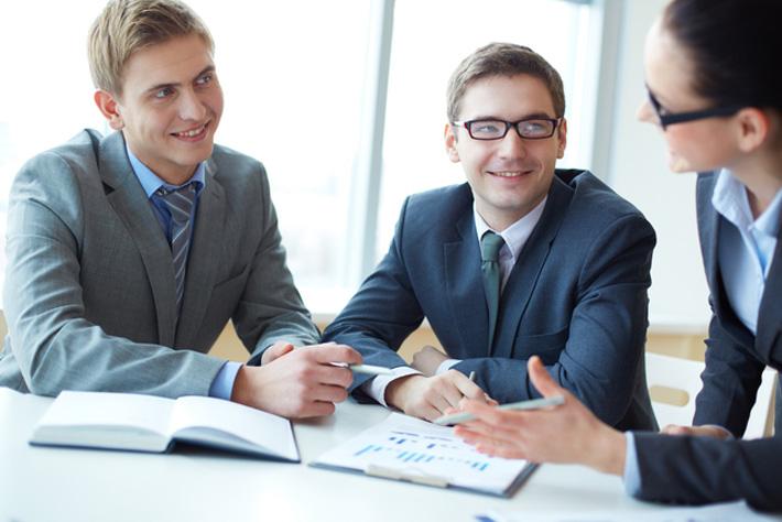 """ビジネスマン必見!商談を成功させる""""信頼感のある眼差し""""を作る4つの方法"""