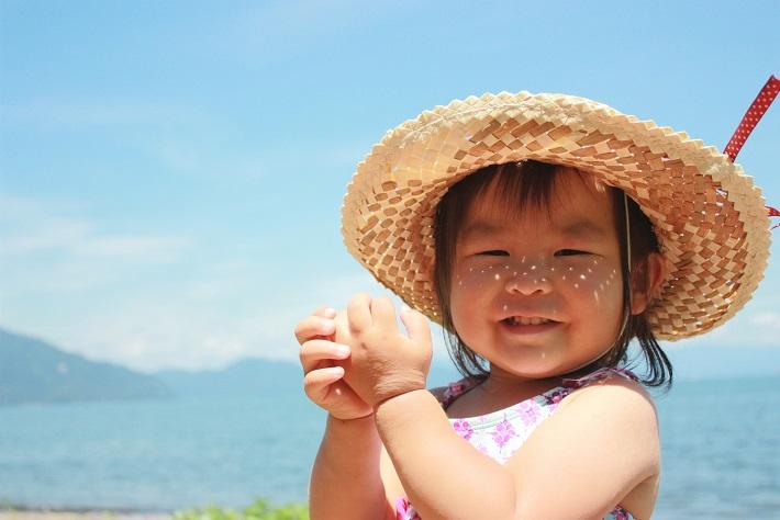 ママも子供も、過度の日光浴は不要!その分は食事で賢く補える!?
