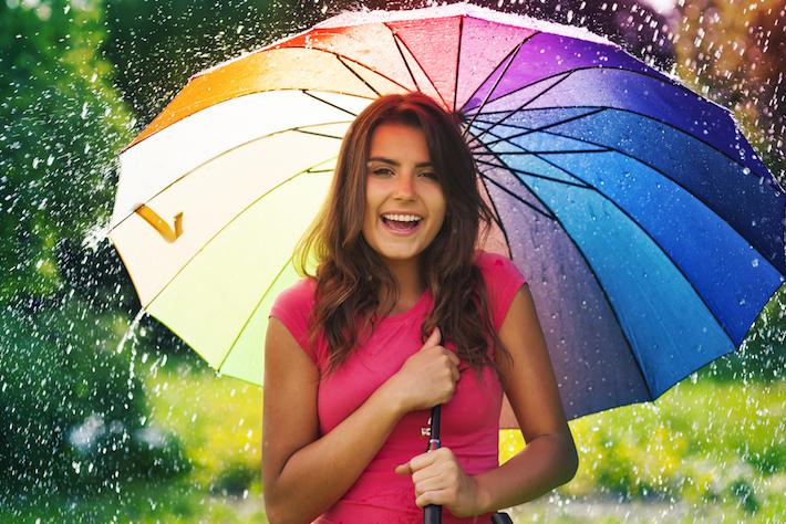 梅雨ブスよさらば! 爽やか美人でジメジメシーズンを乗り切る3つの掟