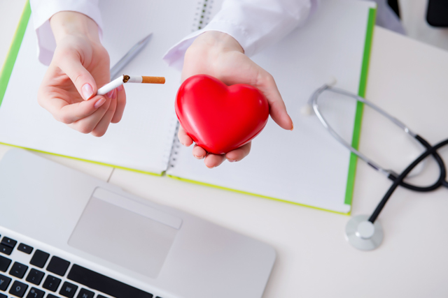 血管を老化させる危険因子の数々